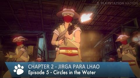 Gravity Rush 2 - Chapter 2 - Episode 5 - Circles in the Water