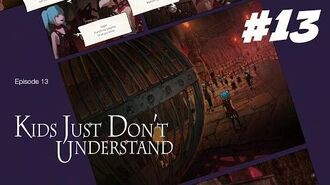 Gravity Rush Remastered Walkthrough - Part 13 - Episode 13- Kids Just Don't Understand