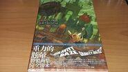 グラヴィティデイズ 2 - Gravity Daze Series Official Artbook- Douya Rejavi Saaeju (Gravity Rush 2)