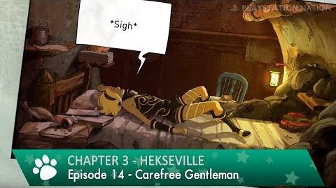 Gravity Rush 2 - Chapter 3 - Episode 14 - Carefree Gentleman-0