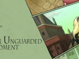 An Unguarded Moment