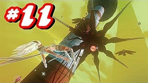 Gravity Rush - Part 11 Episode 11 - Thick Skin