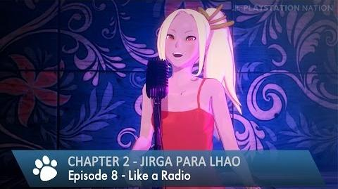 Gravity Rush 2 - Chapter 2 - Episode 8 - Like a Radio