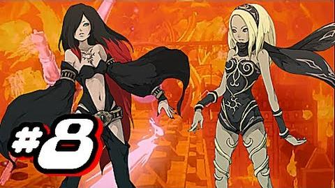 Gravity Rush - Part 8 Episode 8 - A Hundred and One Nights