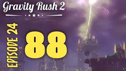 Gravity Rush 2 Part 88 Episode 24 All Fires Burn to Ash
