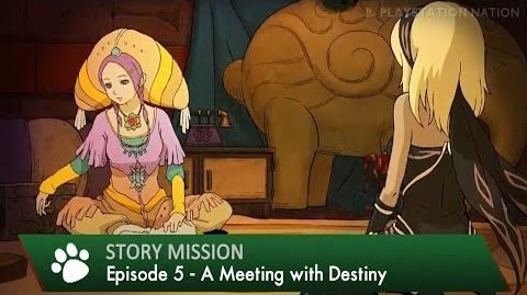 Gravity Rush Remastered - Walkthrough - Episode 5 - A Meeting with Destiny