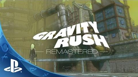 Gravity Rush Remastered - Announce Trailer PS4