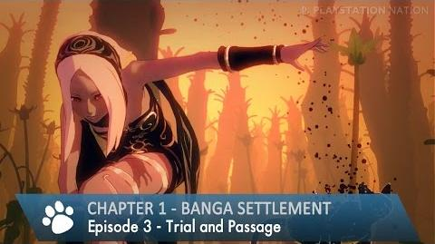 Gravity Rush 2 - Chapter 1 - Episode 3 - Trial and Passage