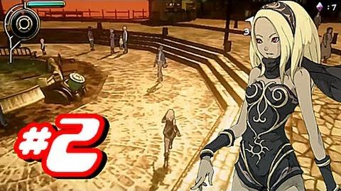 Gravity Rush - Part 2 Episode 2 - Shadows Over the City