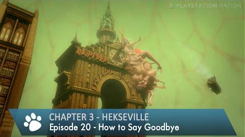 Gravity Rush 2 - Chapter 3 - Episode 20 - How to Say Goodbye