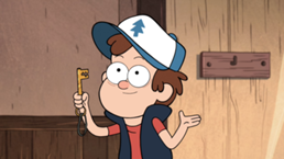 Dipper will take room