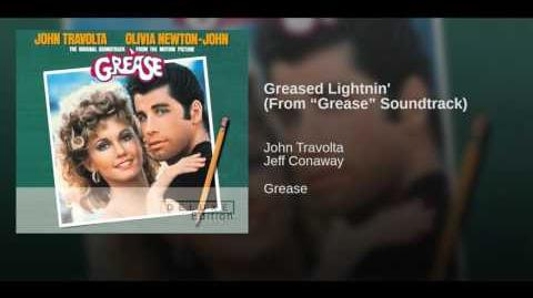 """Greased Lightnin' (From """"Grease"""" Soundtrack)"""