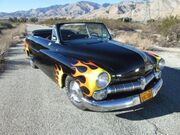 Leo's 1949 Mercury streetrod Hell's Chariot
