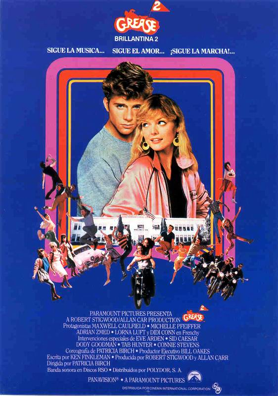 Grease 2 | Grease Wiki | FANDOM powered by Wikia