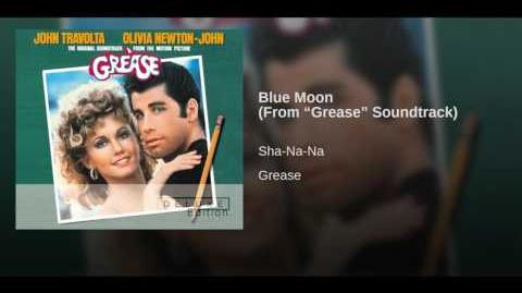 """Blue Moon (From """"Grease"""" Soundtrack)"""