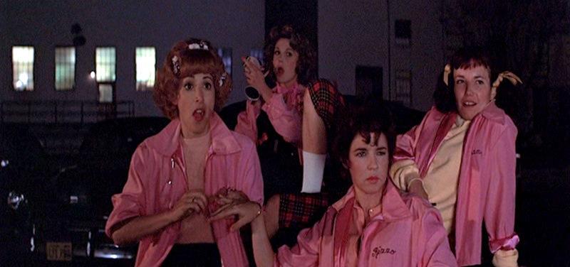 Grease Pink Ladies Orignials