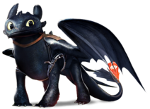 Toothless(HTTYD)