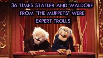 "36 Times Statler And Waldorf From ""The Muppets"" Were Expert Trolls"