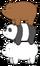 Grizz, Panda and Ice Bear (We Bare Bears)