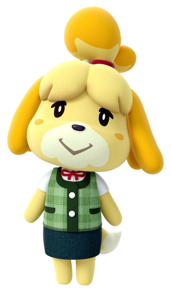 Isabelle (Animal Crossing) | Great Characters Wiki | Fandom