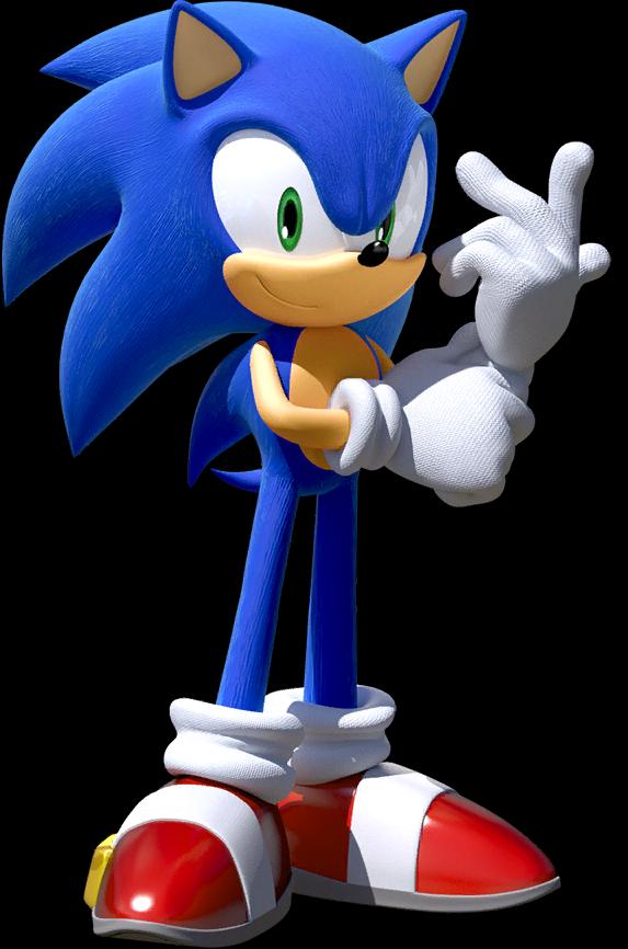 Sonic The Hedgehog Great Characters Wiki Fandom