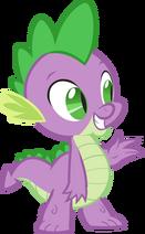 Spike the Dragon (Seasons 1-early 8)
