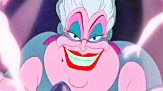 The Little Mermaid - Poor Unfortunate Souls - Disney Sing-Along