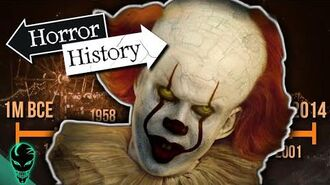 IT- The Complete History of Pennywise - Horror History