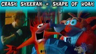 -ʸᵀᴾᴹᵛ- Crash Sheeran - Shape of Woah