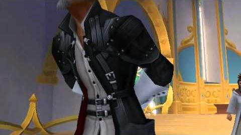 Kingdom Hearts Birth By Sleep-A Forgotten Past-Flashback-Xehanort's Intentions to trigger another Keyblade War