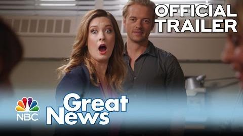 GREAT NEWS Official Trailer