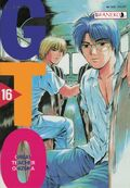 GTO Manga Volume 16