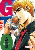 GTO Manga Volume 20