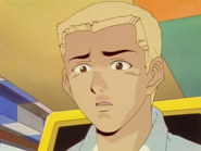 Kunio Surprised by a Question