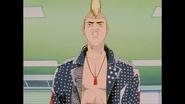 Onizuka in Punk Costume