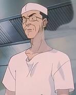 Tomokos Father