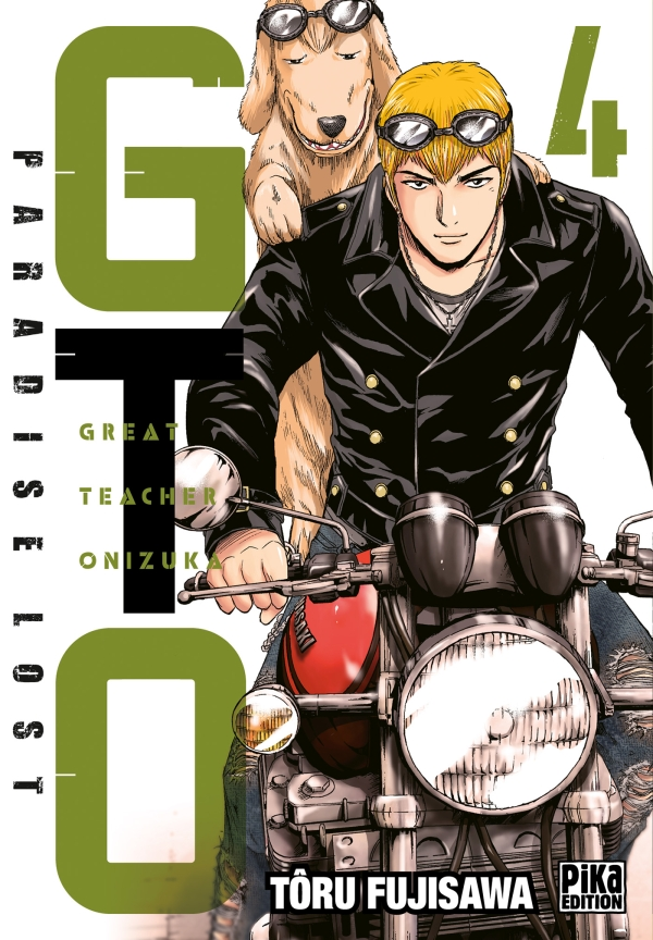 gto paradise lost volume 4 great teacher onizuka gto wiki fandom powered by wikia. Black Bedroom Furniture Sets. Home Design Ideas