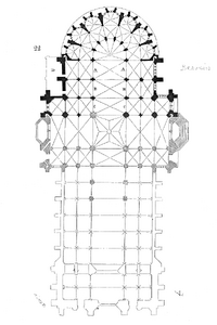 Plan.cathedrale.Beauvais
