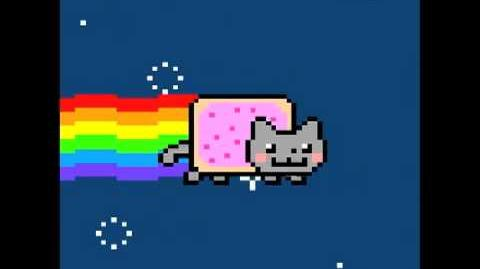 The original Nyan cat video