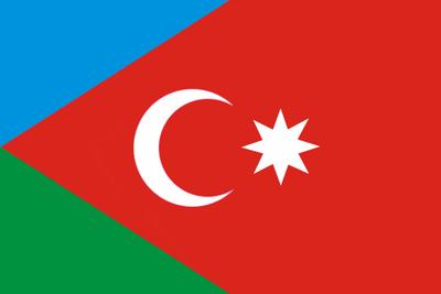 800px-Flag of the Southern Azerbaijan National Awakening Movement