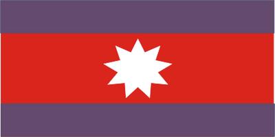 Wa nationality flag
