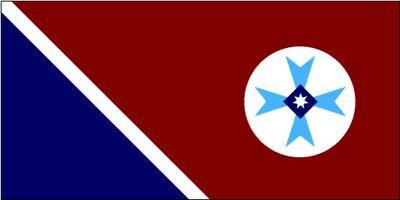 Dylan crawfoot queensland flag