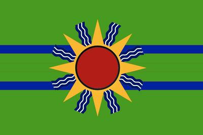 Flag of Babylon