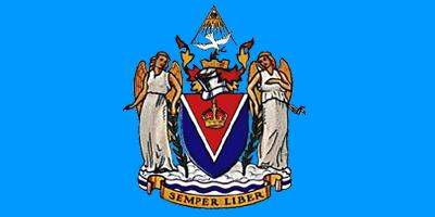 Victoria-flag