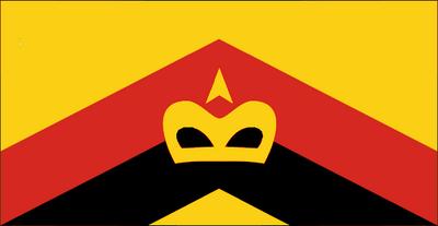 Fiji state flag