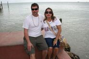 David & Jennifer's at the Key West, Florida