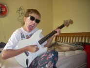 Stephen's Guitar