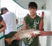 Jack Has a Fish