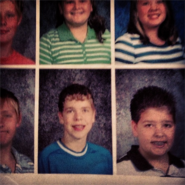 Stephen's Yearbook Pictures