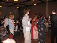 Dancing at the Wedding (when he had long hair)